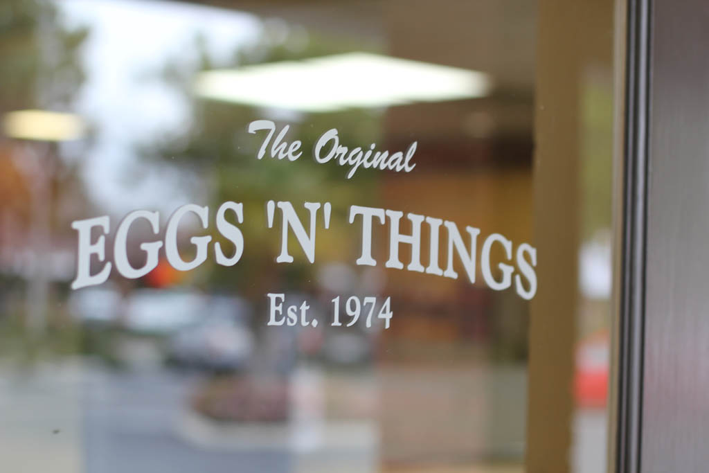 The Original Eggs N Things Est 1974