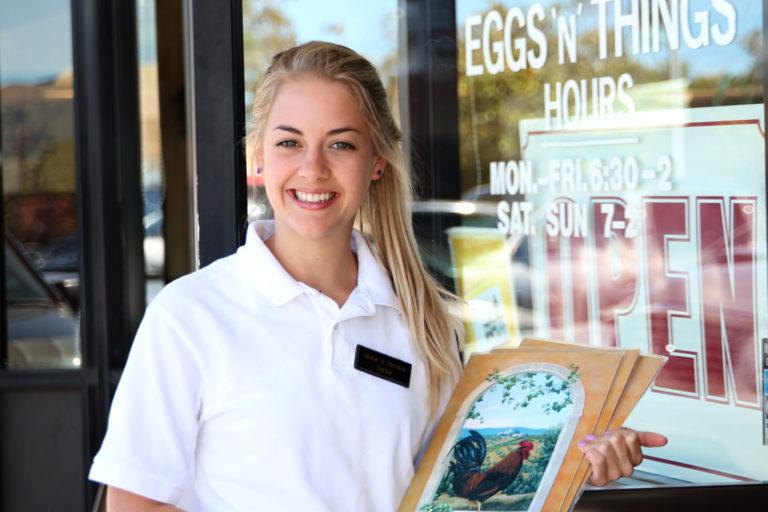 Eggs 'n' Things Staff